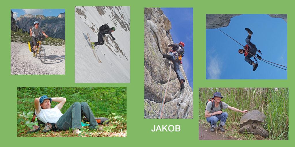 Bergbilder von Jakob