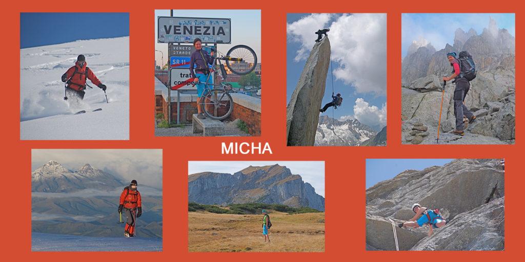Bergbilder von Micha