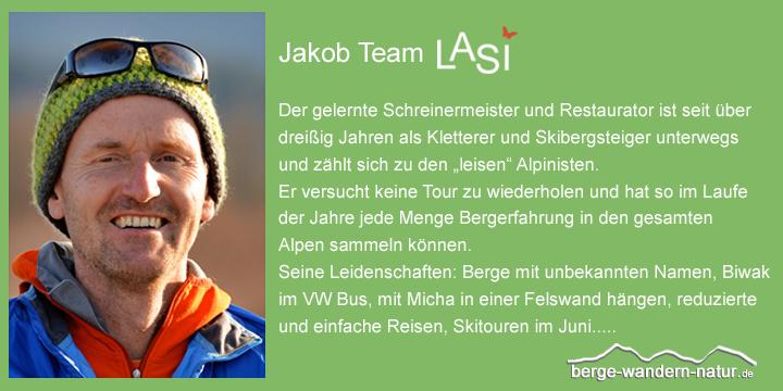 Bergwanderführer Jakob