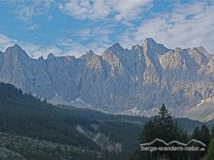 4 Tageswanderung im Naturpark Karwendel