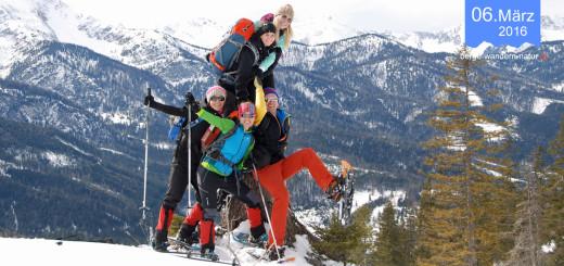 Schneeschuhwochenende-Berghaus-Sonnwendjoch Rofan