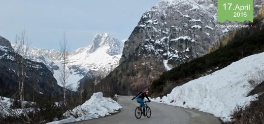 Radfahren im Karwendel