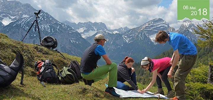 geführte trekkingtour karwendel