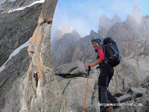 Klettern in der Zentralschweiz