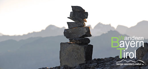 Wandern in Tirol und Bayern