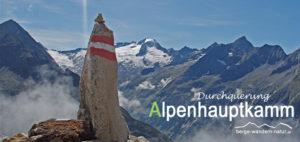 Alpen-Hauptkamm-Überquerung