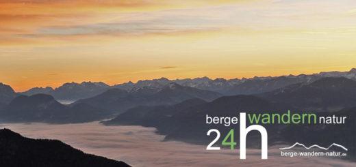 24 Stundenwanderung Achensee