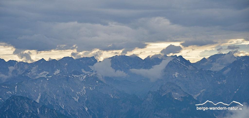 Panorama Karwendel