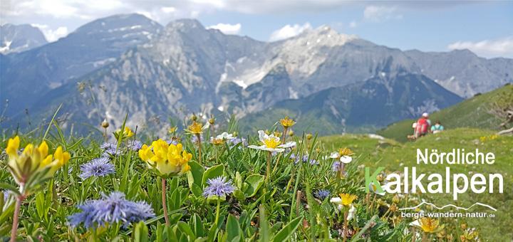gefuehrte Alpenueberquerung Karwendel