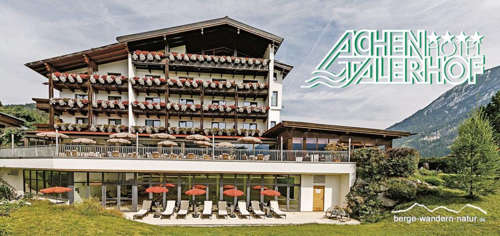 wanderhotel achentalerhof