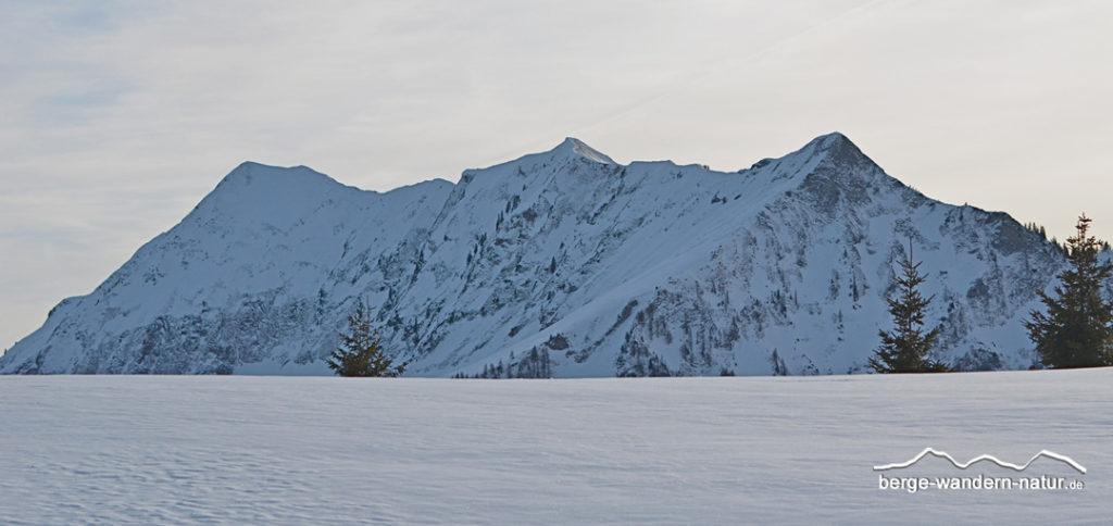Gipfelpanorama Achensee