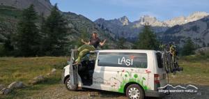 LASI-berg wandern natur